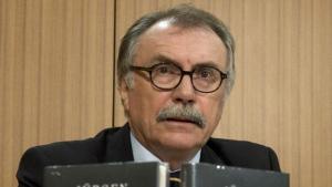 Jürgen Borchert, war engagierter Sozialrichter